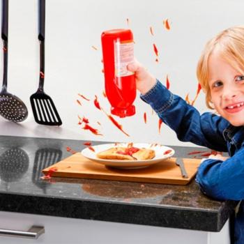 Hoe best verf reinigen?