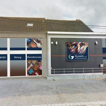Nieuwe locatie Gysels Torhout
